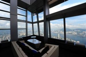 Ritz Carlton, Hong Kong, Ozone