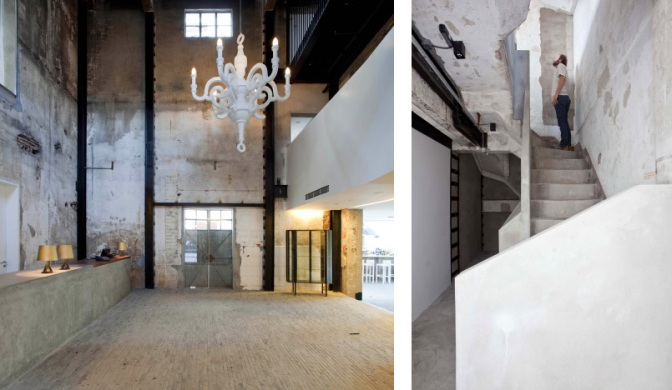 Boutique Restoration – The Waterhouse, Shanghai