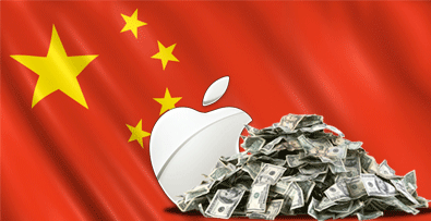 Apple Affairs in China