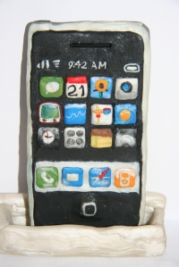 clay iphone