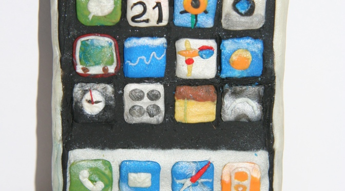 Case of the Clay iPhone