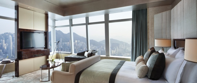 Scraping the Sky – The Ritz-Carlton, Hong Kong