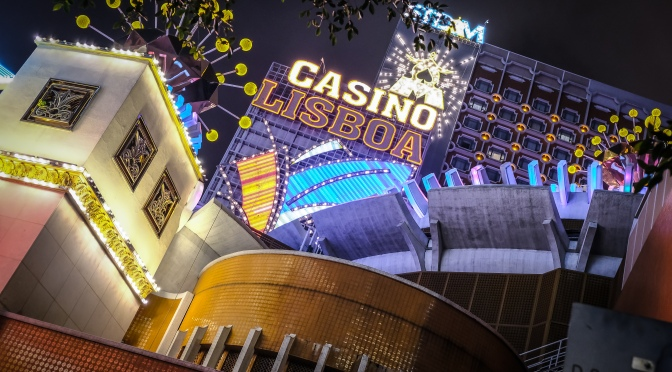Witnessing Macau's Transformation As It Outpaces Global Rivals